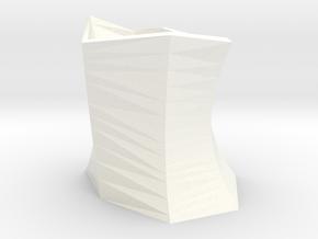 Mug 0.5.2 in White Processed Versatile Plastic