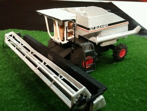 N series Combine 2wd in White Strong & Flexible