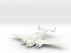 1/144 Beechcraft AT-11 (SNB-1) 'Kansan' in White Natural Versatile Plastic