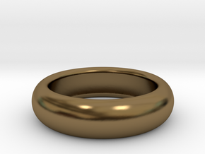 custom made  request Plain Ring size11 20.2mm in Polished Bronze