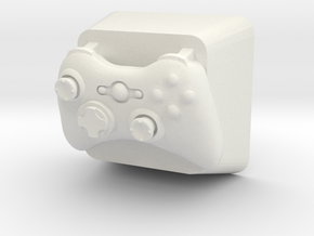 Xbox Cherry MX Keycap in White Natural Versatile Plastic