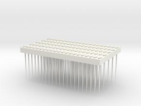 ConeDragChannel PC in White Natural Versatile Plastic
