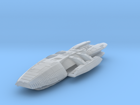 galactica100mm in Smooth Fine Detail Plastic