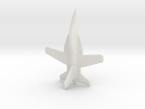 1/285 (6mm) SR-10 trainer in White Natural Versatile Plastic