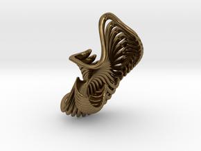 Future Artefact 005 in Natural Bronze