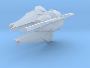 Corvette in Smooth Fine Detail Plastic