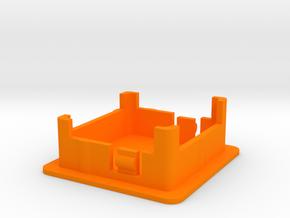 Sensor Kit - Closure/Back in Orange Processed Versatile Plastic