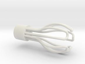 1:12 Light bulb #18 in White Strong & Flexible