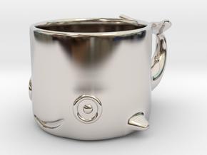Whale Espresso in Platinum