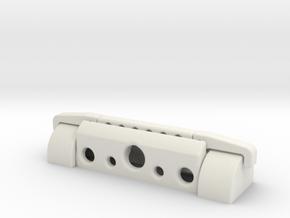 Speaker Phone in White Natural Versatile Plastic