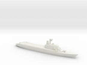 FN Jeanne d'Arc (R97) w/ Masurca, 1/3000 in White Natural Versatile Plastic