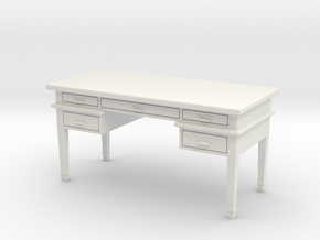 Office Desk in White Strong & Flexible