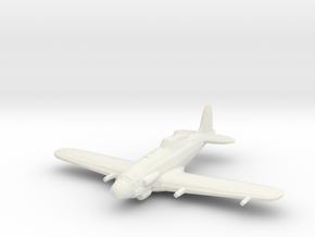 Macchi C.205 'Veltro' in White Strong & Flexible: 1:200