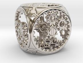 Gears Delirium I - D6 in Platinum