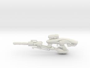 Vex Mythloclast - Destiny (9 in) in White Natural Versatile Plastic