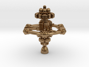 Privateer Mobile Fortress in Natural Brass