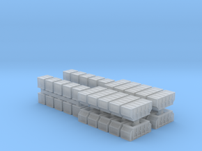 1:500_Containers [20xLD-3][20xLD-6] in Frosted Ultra Detail