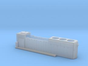 FEC419-429 GP40-2 HOOD 1/87.1 in Smoothest Fine Detail Plastic