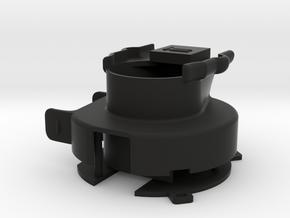 hpi WR8 Flux Gear Housing [Assembly] v1 in Black Natural Versatile Plastic