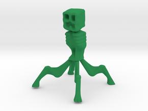 Old and Decreepit in Green Processed Versatile Plastic