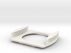 ND Filter Holder in White Natural Versatile Plastic