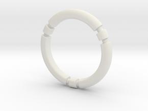 Orion - Precious Metals And Plastics in White Natural Versatile Plastic