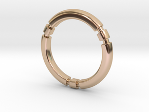 Orion - Precious Metals And Plastics in 14k Rose Gold