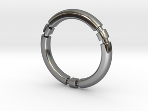 Orion - Precious Metals And Plastics in Fine Detail Polished Silver