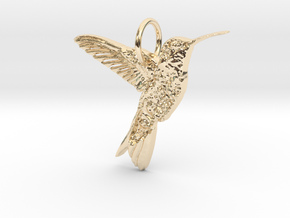 Colibri in 14k Gold Plated