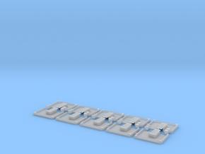 Weichenantriebsattrappe Spur N in Frosted Ultra Detail