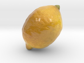 The Lemon-2-mini in Glossy Full Color Sandstone