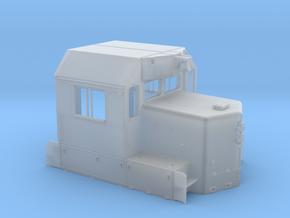 "CP SD40-2 81"" Nose Rebuilt Cab 1/87.1 in Smoothest Fine Detail Plastic"