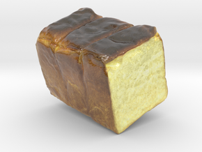 The Bread-3-mini in Glossy Full Color Sandstone
