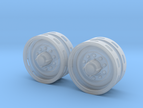 Set of two M41 Idlers in Frosted Ultra Detail