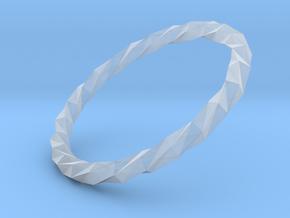Twistium - Bracelet P=220mm in Smooth Fine Detail Plastic