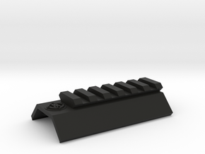 LCT SR-3M Rail Adapter (Snap On Handguard) in Black Natural Versatile Plastic