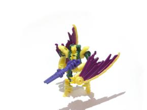 Legion TFP Windrazor Blaster in White Strong & Flexible