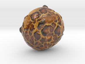 The Tiger Bread-mini in Glossy Full Color Sandstone