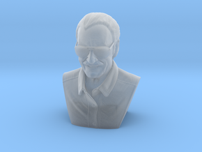 4 Inch Stan Lee Bust in Smooth Fine Detail Plastic