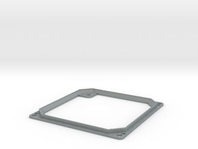 BEECH CRAFT B200 RMI BEZEL in Polished Metallic Plastic