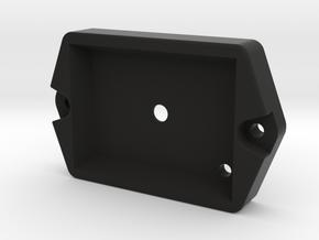 Trailer Side Marker Light Adapter - Blazer in Black Strong & Flexible