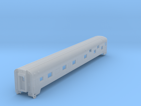 Via Rail Chateau Sleeping Car _ N Scale  in Smooth Fine Detail Plastic