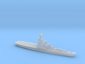 Moskva Class Helicopter Carrier, 1/6000 in Smooth Fine Detail Plastic