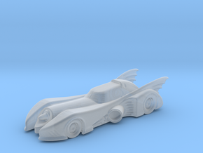 Batmobile N Scale in Smooth Fine Detail Plastic
