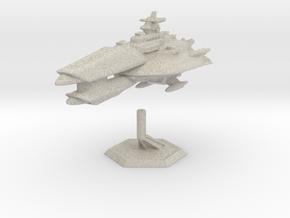 Star Sailers - Venygar - Cruiser in Natural Sandstone
