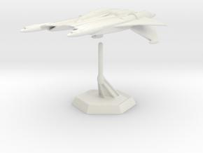 NeoStarFighter - ThunderFighter in White Strong & Flexible