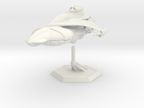 Star Sailers - Aelthiris - Transport 001 in White Strong & Flexible