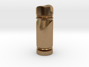 CHESS ITEM BISPO / BISHOP in Natural Brass