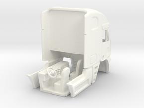Argosy Fliner LH 1/64 in White Strong & Flexible Polished