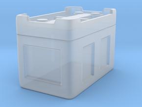 Sulaco hangar cargobox 1/32 scale in Smoothest Fine Detail Plastic
